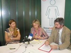 Susanna Pellicer amb Daniel Romaní i Tate Cabré