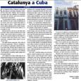 Crítica d'Argel Calcines, editor general de la revista cultural cubana Opus Habana, òrgan d'expressió de la Oficina del Historiador de La Habana Per a llegir la crítica obriu els arxius […]