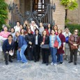 Peregrinación Teresiana USA-España Theresian Pilgrimage USA-Spain Posing in front of the magnificent iron gate by Gaudí in the Theresian School of Barcelona-Ganduxer, the Theresian delegation from Miami-Florida Fotografiats al davant […]