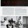 El reportatge-entrevista situa la fotògrafa en el context històric en què va començar a treballar el retrat, l'últim franquisme, recuperant a través d'aquest gènere fotogràfic personatges de la intel·lectualitat catalana […]