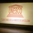 Segona desfilada solidària per la pobresa dels Amics de la Unesco Desfilada de Moda- Marato Solidaria Amics de la Unesco de Barcelona