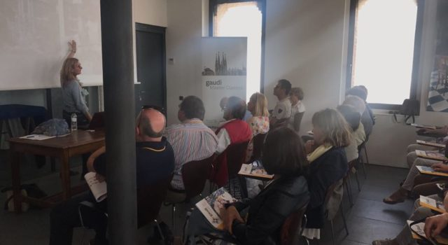 El Gaudí World Congress Club organitza les Gaudí Master Classes al Centre de la Colònia Güell Gaudí Master Classes are organized by the Gaudí World Congress Club in the Gaudí […]
