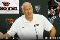 L'entrenador de basket dels Beavers - Oregon State University -, Wayne Tinkle, explica com va viure l'atemptat de Les Rambles quan estàvem a l'hotel Meridien, i agraeix el paper que hi vam jugar els guies, Brian i Tate.