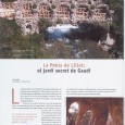 """""""La Pobla de Lillet: el jardí secret de Gaudí. La Pobla de Lillet: Gaudi's secret garden"""". Coup de Fouet, nº 3. Barcelona, 2004. Revista de la Ruta Europea del Modernisme. […]"""