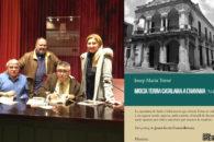 Tate Cabré, periodista cultural va presentar el divendres 22 de març sl Centre de Lectura de Reus el llibre Molta terra (catalana) a l'Havana (vol. 1) de Josep M. Torné. […]