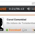 Programa de ràdio: Els indians de Torredembarra. Guanyador del Premi Manyé i Flaquer de comunicació de l'Ajuntament de Torredembarra. ESCOLTAR: