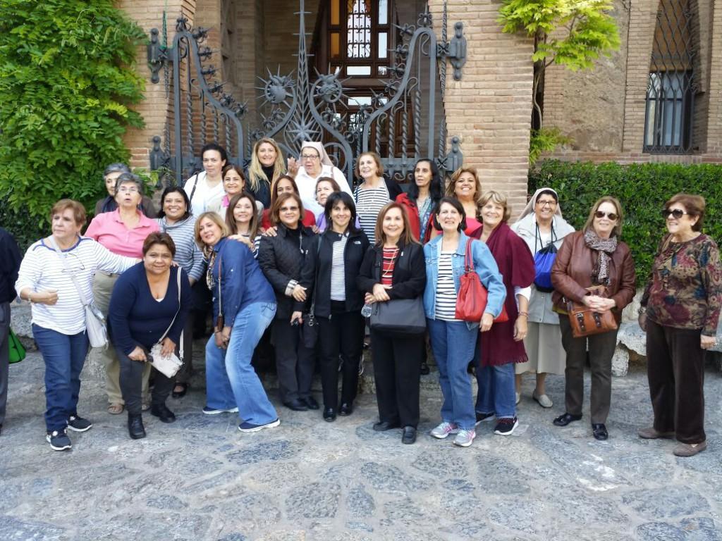 Peregrinación Teresiana USA-España