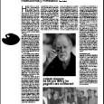 El pintor de culto y fundador de Dau al Set, celebra su 80 cumpleaños en el ostracismo institucional y mediático (abrir pdf adjunto).