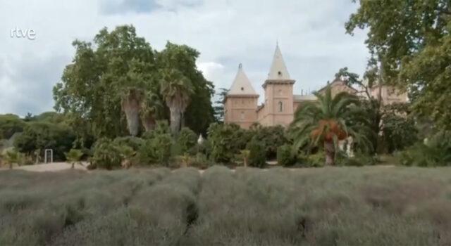 Intervención en el programa de Televisión Española - Jardines con historia - Cambrils - Parc Samà
