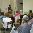 Oriol Junqueras en una de les xerrades Felicitacions al conferenciant
