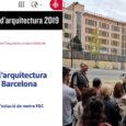 Passejada per l'arquitectura racionalista de la ciutat. La ruta dura unes dues hores, amb 90 minuts d'itinerari pel carrer guiat per Tate Cabré, autora de la guia Ruta del Racionalisme de Barcelona. L'activitat acaba amb visita a la Casa Pidelaserra comentada per Emili Fernàndez , arquitecte de ZAGA Arquitectura.
