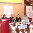 """Presentació del llibre: """"Barcelona: 50 meravelles del Modernisme"""". L'acte tindrà lloc dilluns 27 d'abril, a les 19.30h a la sala Cotxeres del Palau Güell (Carrer Nou de la Rambla, 3-5, Barcelona)."""
