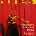 """El nº de tardor 2008 de la revista """"Dones"""", de l'Associació de Dones Periodistes dedica un monogràfic a les creadores teatrals i obre amb una foto en portada de l'actriu […]"""