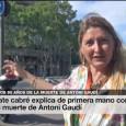 En aquest vídeo de El Periódico podeu veure la expicació de l'accident que va acabar amb la vida d'Antoni Gaudí. http://www.elperiodico.com/es/noticias/barcelona/entierro-gaudi-superstar-hace-ochenta-anos-5192935