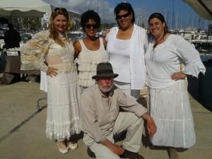 Amb les Albert Parés girls
